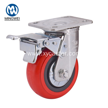 5 Inch Heavy Duty Caster with Stopper